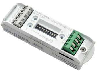 Intelligent DIN-Rail Input / Output Unit